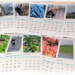 教室のカレンダー♪