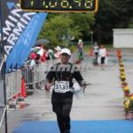 サロマ湖100kmマラソン完走!